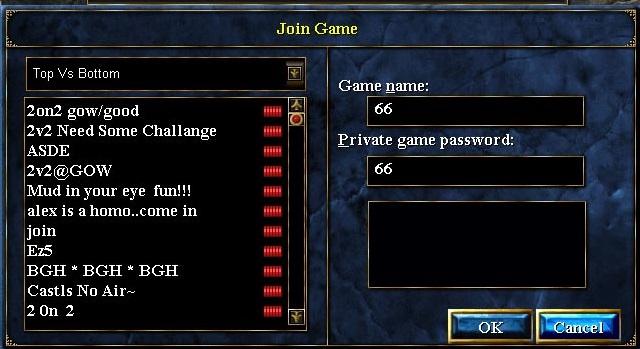 Fixing Warcraft II Hosting Problems