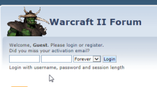 Join the New Warcraft 2 Forum!