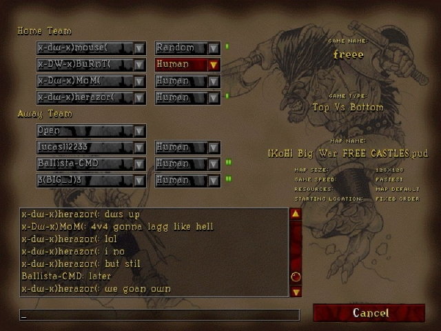Play Warcraft 2 Online - Free Bnet Style Server