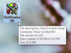 War2Combat Icon