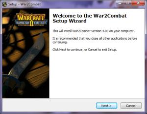 War2Combat Installer
